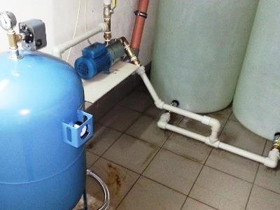 Хидрофорни системи